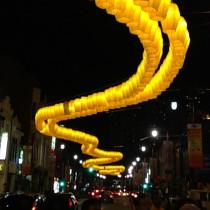 Chinatown - Lantern Header